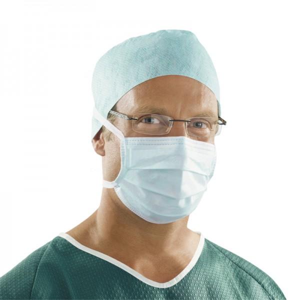Mundschutz L&R Sentinex AntiFog zum Binden für Brillenträger