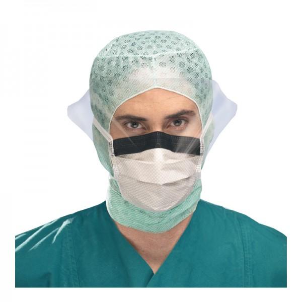 Mundschutz L&R Sentinex Safety Shield mit beschlagfreiem Visier