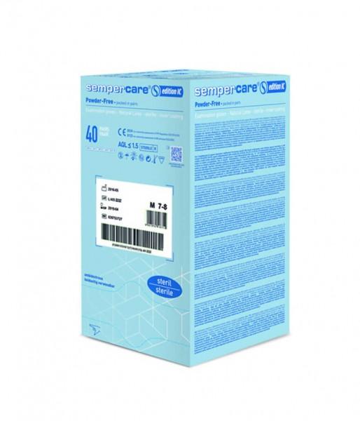 Handschuhe Steril Latex Sempermed Sempercare Edition IC