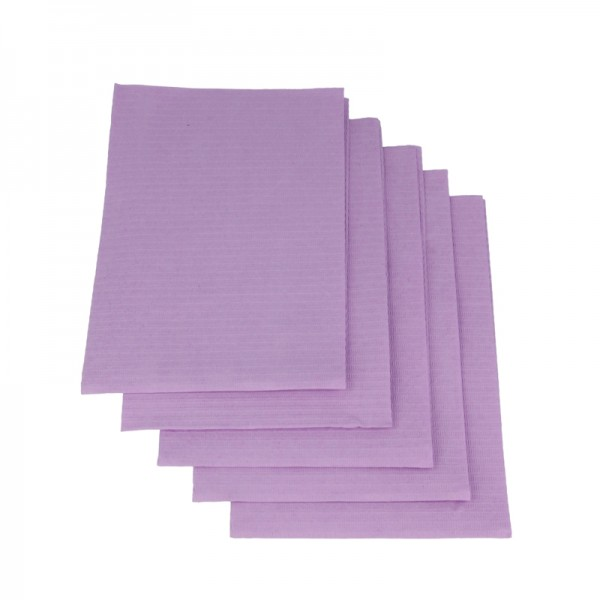 Monoart Patientenservietten - Towel Up - Farbe Lila