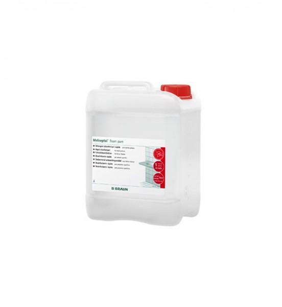 Schnelldesinfektion B.Braun Meliseptol Foam pure Desinfektionsschaum