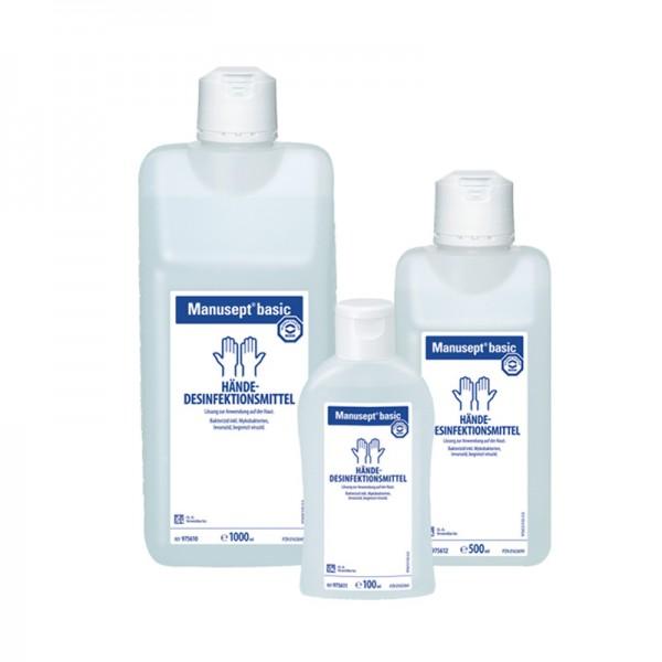 Manusept basic - Desinfektionsmittel auf Ethanolbasis