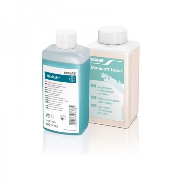 Waschlotion Ecolab Manisoft