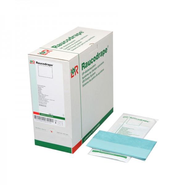 OP-Klebetücher L&R Raucodrape PRO Rutschentuch 2-lagig steril