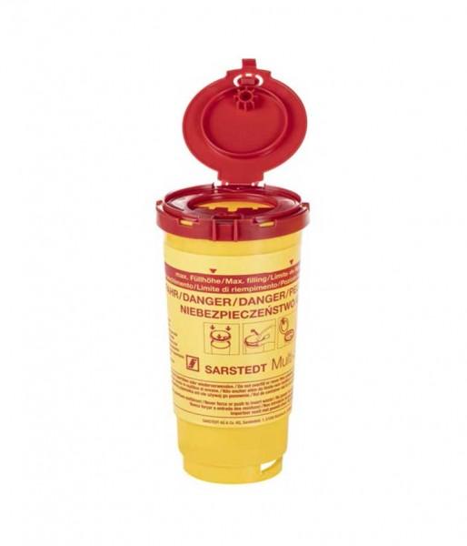 Entsorgungsbox Sarstedt Multi-Safe twin plus 500 0,5 Liter