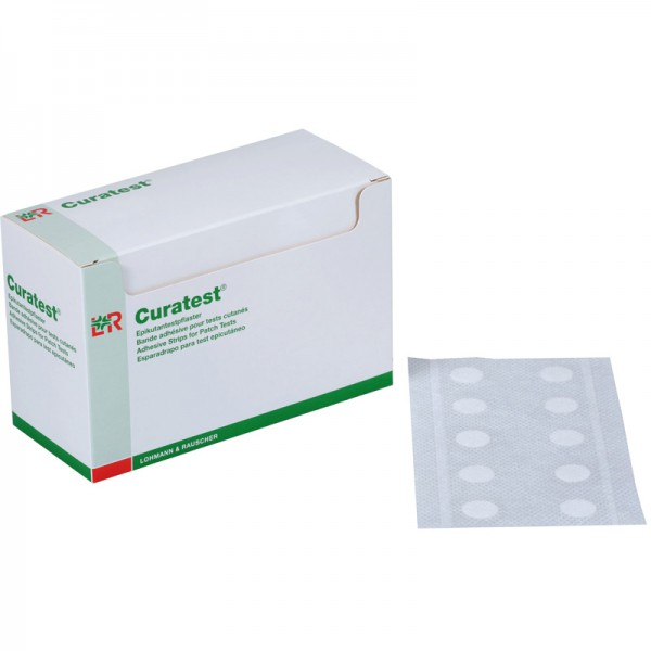Allergietest-Pflaster L&R Curatest Epikutantest Vlies