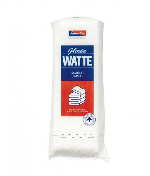 GLORIA Classic Watte Viskose 100g.