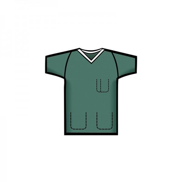 Bereichskleidung L&R Sentinex Kasack Soft Grün