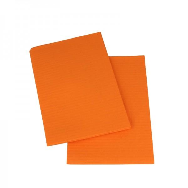 Patientenservietten Euronda Monoart Towel Up Orange